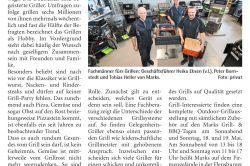 Wochenschau - 3. MARKS Grill- & BBQ-Tage