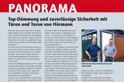 Kompass Nr. 29 - 2018 - MARKS Baufachmarkt - Hörmann