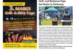 Küstenschnack & Friesenanzeiger - 3. MARKS Grill- & BBQ-Tage