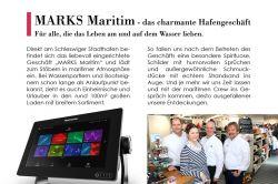 Topstory - Marks Maritim - das charmante Hafengeschäft