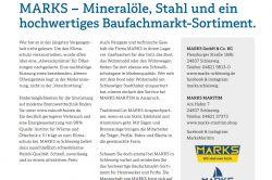 Kompass - Neues über MARKS in Schleswig