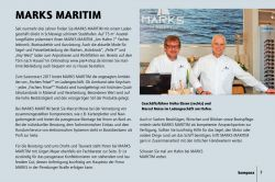 Kompass Nr. 28 - 2017 - MARKS Maritim