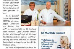 Fjord & Schlei maritim 2017 - Marks Maritim