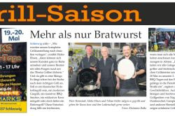 Moin Moin - 2. MARKS Grill- & BBQ-Tage