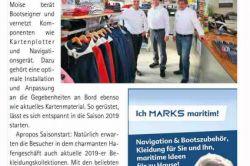 Fjord & Schlei maritim 2019 - Marks Maritim