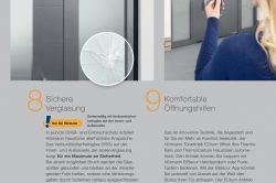 Sichere Verglasung & innovative Technik